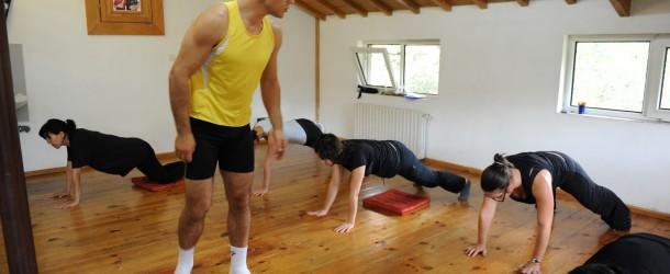 Възстановителна гимнастика за мами