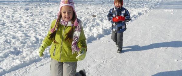 замерване със снежни топки