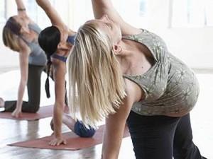 Гимнастика за бременни