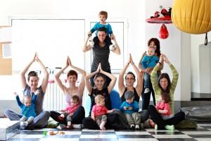 спорт след раждане