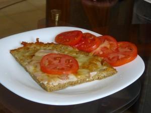 bezglutenova piza