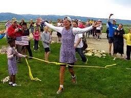 running dress, ultra running