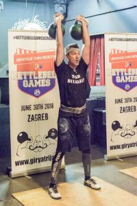 Girevoy Sport Bulgaria